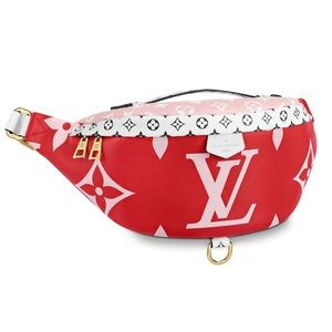 Louis Vuitton Crossbody Bumbag Belt Bag M44575